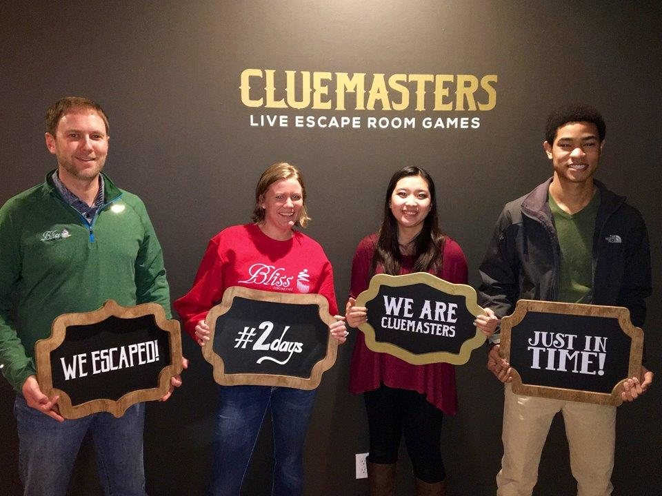Cluemasters Fort Smith Escape Room Arkansas Haunted Houses
